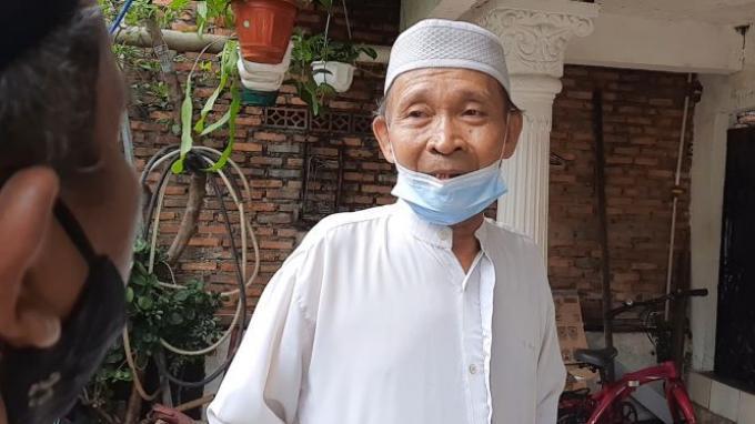 Saat Bibir Ali Bergetar, Tak Menyangka Anaknya ZA Melakukan Aksi Teror di Mabes Polri