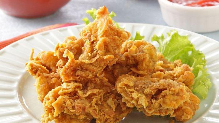Cara Bikin Ayam Goreng Tepung Renyah dan Tidak Keras Walau Dingin, 2 Hal Ini Kuncinya