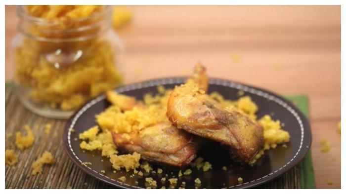 Resep Ayam Kremes untuk Menu Buka Puasa, Berikut Tips Buat Kremesan Tahan Lama