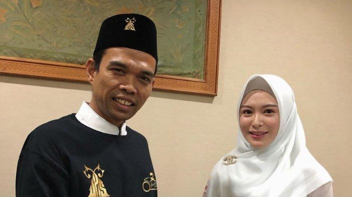Pertemuaan Ayana Jihye Moon dan Ustaz Abdul Somad