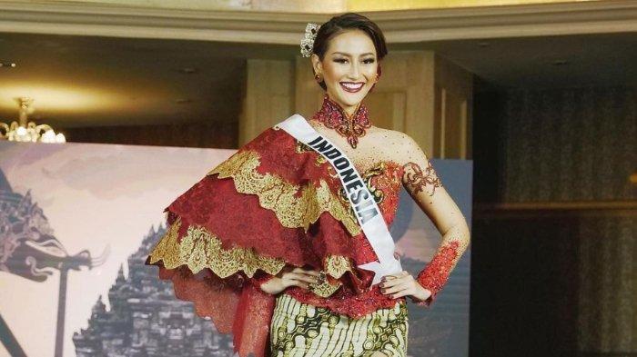 Simak sosok Rr. Ayu Maulida Putri wakil Indonesia di ajang Miss Universe 2020.