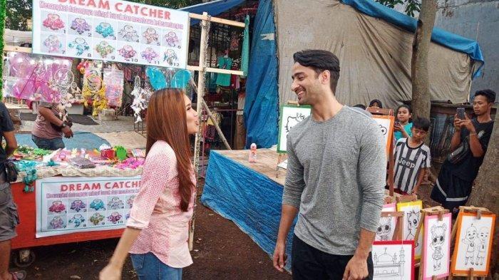 Ayu Ting Ting dan Shaheer Sheikh Dipertemukan di FTV Cinta Sejati Selalu Kembali