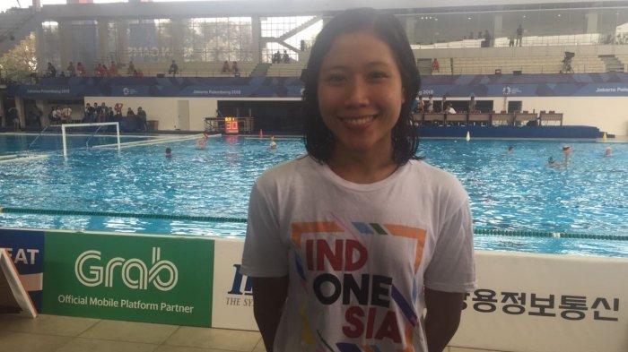 Timnas Polo Air Putri Indonesia tak Ciut Lawan Tim Peserta Olimpiade kata Ayudya Suidarwanty Pratiwi
