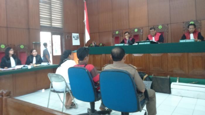 Satu Saksi dalam Persidangan Daeng Aziz Terpaksa Mundur
