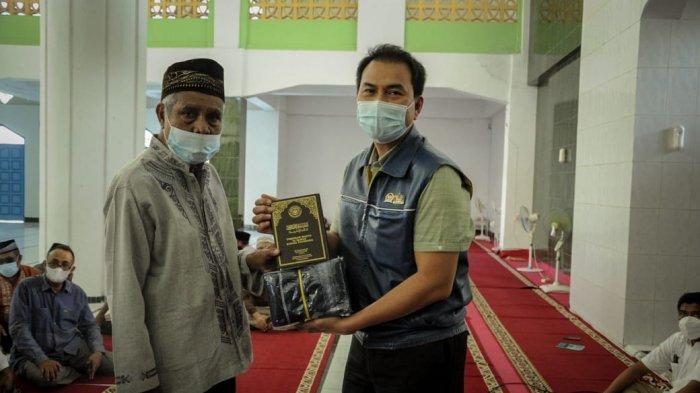 Azis Syamsuddin Titip Rumah Baca untuk Generasi Penerus di NTT