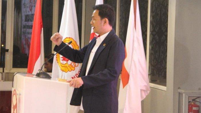 Pengurus Pusat Persatuan Cricket Indonesia Ikut Antisipasi Virus Corona