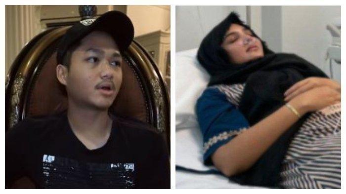 Azriel Cerita Masa Kritis Ashanty saat Covid-19, Sebut di Rumah Sakit Masa Paling Menyedihkan