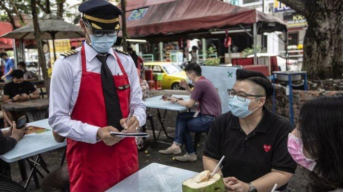 Di-PHK Karena Pandemi Corona, Pilot Ini Sukses Buka Warung Mi Ayam