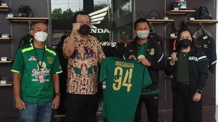 Persebaya Surabaya Targetkan Finis di Papan Atas kata Azrul Ananda
