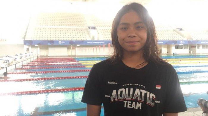 Azzahra Permatahani Kerja Keras Agar Tampil di Asian Games 2018