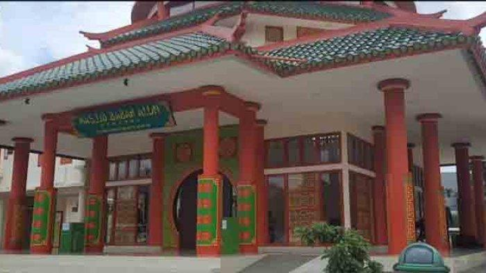 Pesan Keberagaman Pada Bangunan Masjid Babah Alun Desari, Paduan Budaya Tionghoa, Arab dan Betawi