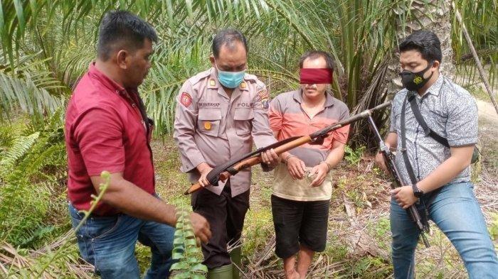 Pria di Asahan Tembak Seorang Nenek, Dikira Babi, saat Lepaskan Tembakan Dengar Jeritan Manusia