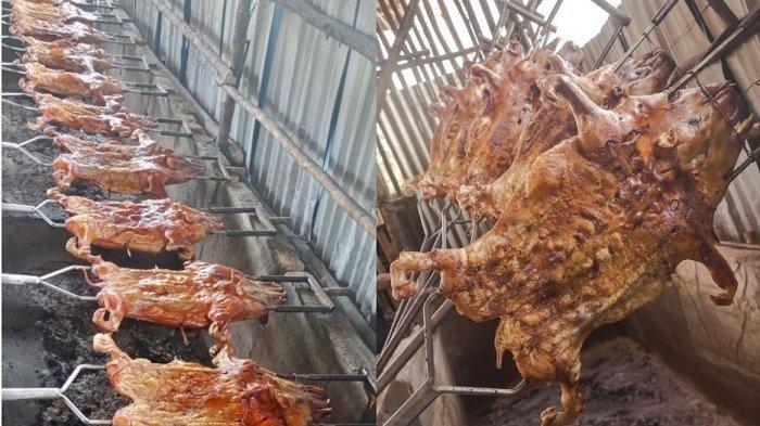 Harga Bipang Ambawang, Makanan Khas Kalimantan yang Dipromosikan Jokowi dan Tuai Polemik