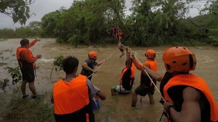Badai Tropis Kompasu Picu Hujan Banjir di Filipina, Dilaporkan 7 Orang Hilang di Pulau Luzon