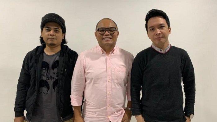 Grup musik Badai Romantic Project yang baru saja merilis single berjudul