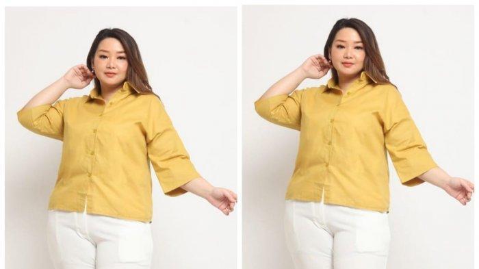 Antusiasme Tinggi Pasar Fashion Perempuan Berukuran Ekstra