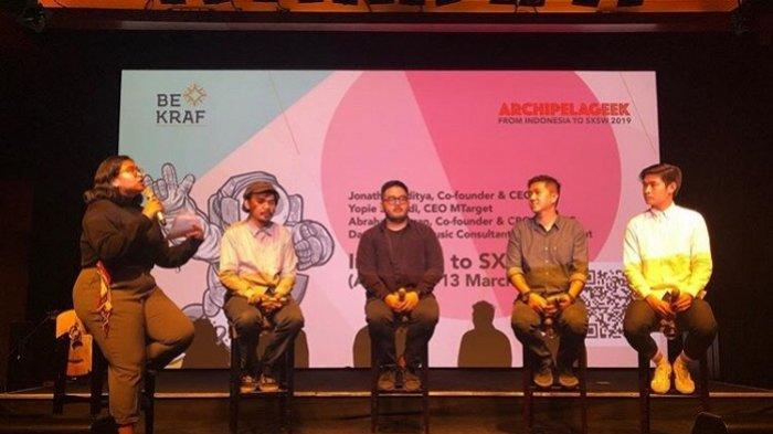 Bekraf Kirim Delegasi Archipelageek ke Event Kreatif Bergengsi SXSW dan GCA