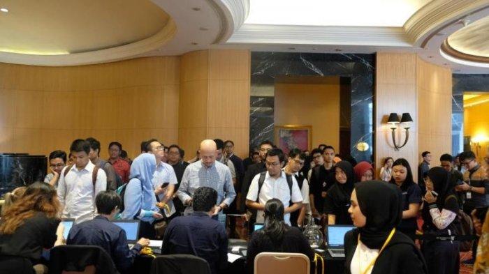 Badan Ekonomi Kreatif  Pertemukan Startup dengan Investor di GVS