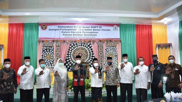 Kepala BNPT Minta Bina Kaum Muda Tangkal Paham Radikal Terorisme di Bumi Gayo