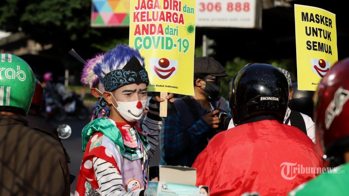Satgas Covid-19: Desa atau Kelurahan yang Tidak Patuh Pakai Masker Paling Banyak di Banten