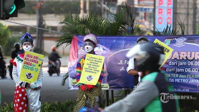Perda DKI tentang Penanganan Covid-19 akan Diubah, Warga Tak Pakai Masker Bisa Didenda Rp 500 Ribu