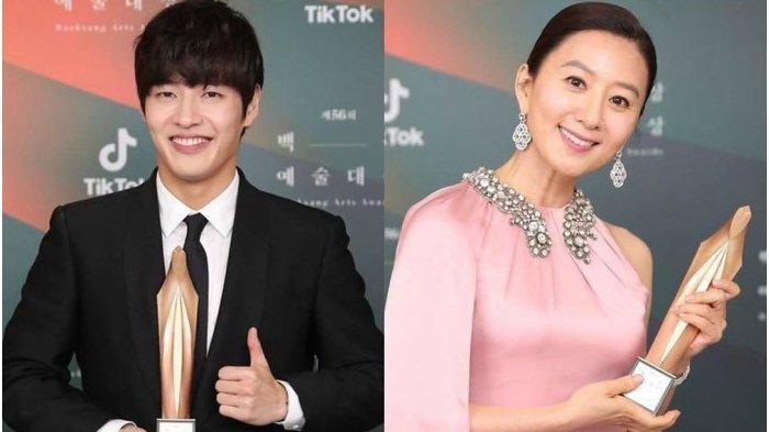 Baeksang Arts Awards 2020, Kang Ha Neul dan Kim Hee Ae Raih Best Actor & Best Actress