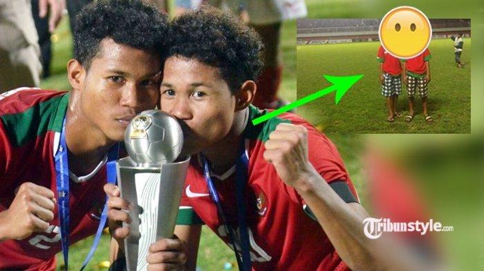 Berjasa Bawa Indonesia Juara Piala AFF, Foto Bagas Bagus saat Kecil Jadi Sorotan, Mimpi Jadi Nyata?