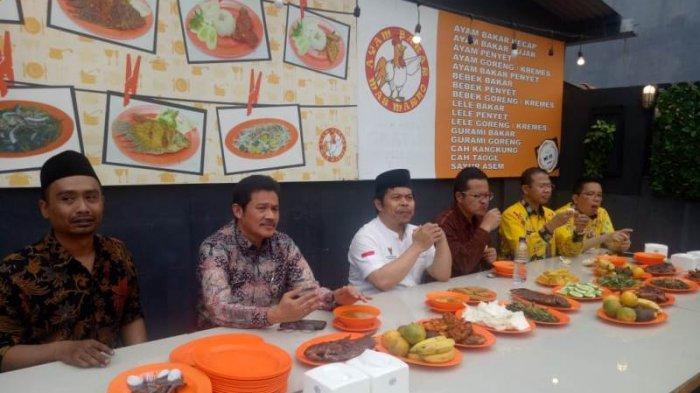 Baznas (Bazis) Luncurkan Warung Bagii Piring di Jakarta Barat