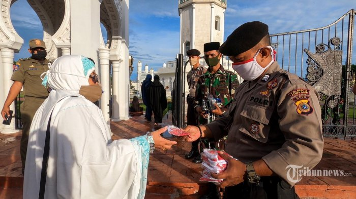 Aturan Pelaksanaan Hari Raya Idul Adha 2021 Selama PPKM Darurat, Wajib Terapkan Protokol Kesehatan