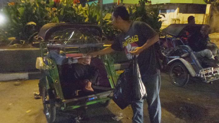 Untung Berharap Bantuan Motor Dari Pemkot Semarang Kepada Tim Elang Tidak Terikat