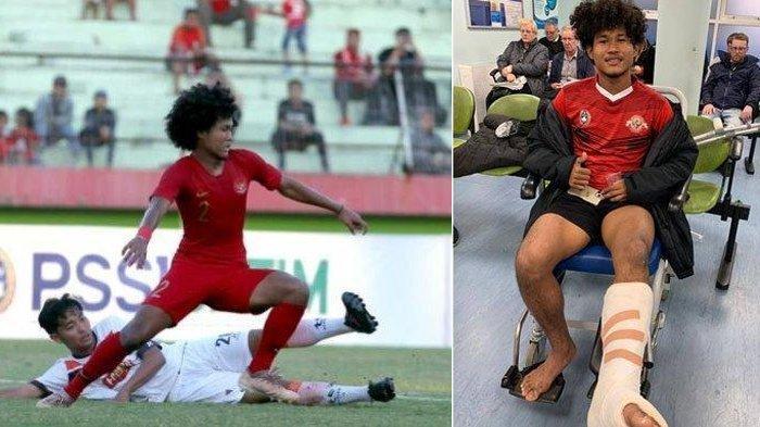 Tak Dipanggil Shin Tae-yong untuk Piala Asia U19, Bagus Kahfi Incar Piala Dunia U20