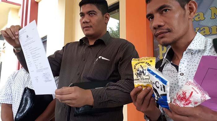 Perusahaan Pembuat Garam Polisikan Pengunggah Video Garam Campur Kaca