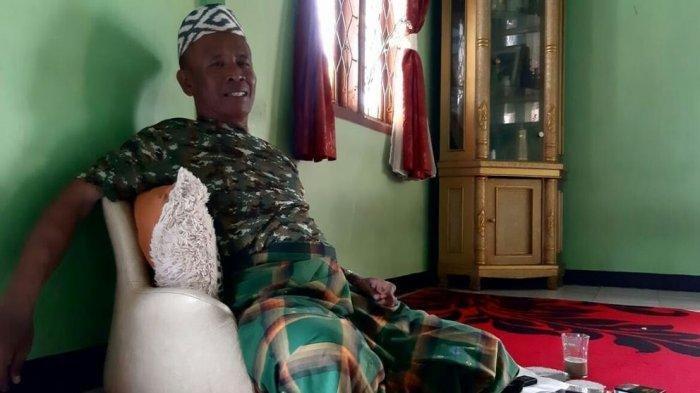 Sosok Abah Popon, Pria yang Disebut Terduga Teroris Ajari Ilmu Kebal, Abah Merasa Difitnah
