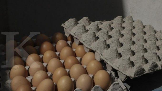 Bahan Telur untuk Perawatan Kulit Wajah.