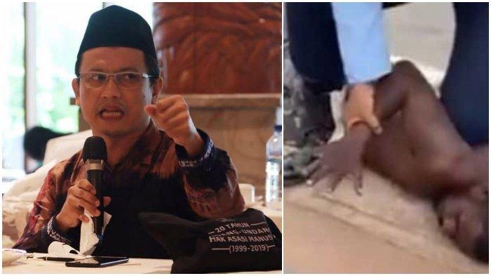 Oknum TNI Injak Kepala Warga Disabilitas di Papua, Penggiat Gerakan Difabel Angkat Bicara