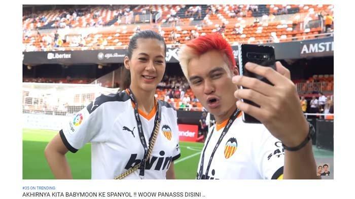 Vlog Baim Paula Menang METUBE WebTVAsia, Baim Wong Ungkap Sosok Pria yang Jadi Gurunya Buat Youtube