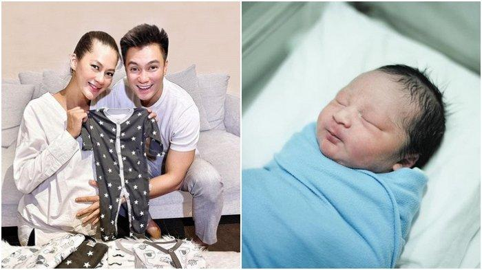 Berikan Nama Putranya Kiano Tiger Wong, Ternyata Baim Terinspirasi Tokoh Kartun