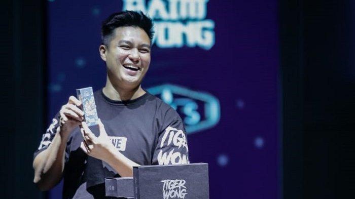 Baim Wong Geluti Bisnis Baru, Jualan Liquid Tiger Wong