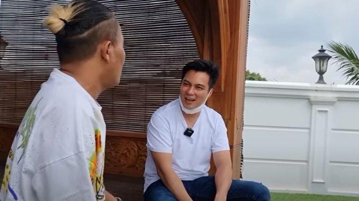 Pertama Kali Kunjungi Rumah Sule, Baim Wong Ungkap Kekaguman pada Suami Nathalie Holscher