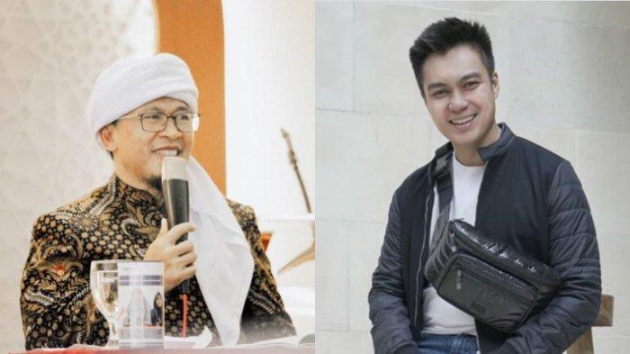 Baim Wong Akui Setiap Hari Selalu Ingat dengan Kematian, Aa Gym : Udah Siapin Kain Kafan Belum ?
