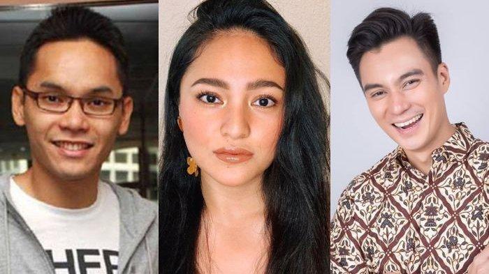 Baim Wong dan Ben Kasyafani Kompak Tak Ingin Komentari Kasus Marshanda yang DItuding Jadi Pelakor