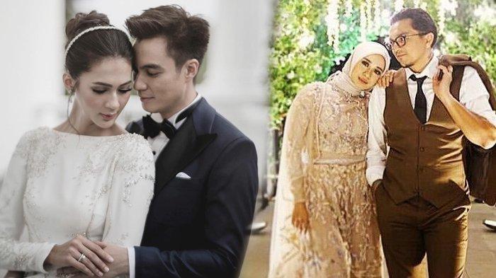 Kaleidoskop 2019, 7 Artis Menikah Karena Perjodohan, Dari Baim Wong Hingga Laudya Cynthia Bella