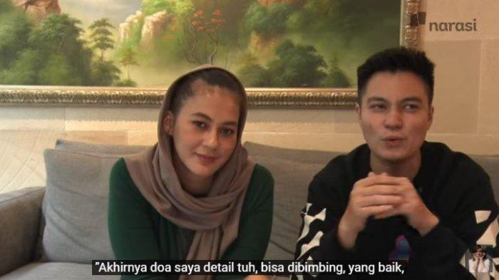 Quraish Shihab Beri Pujian Dengar Cerita Baim Wong Tentang Rahasia Keharmonisan Rumah Tangganya