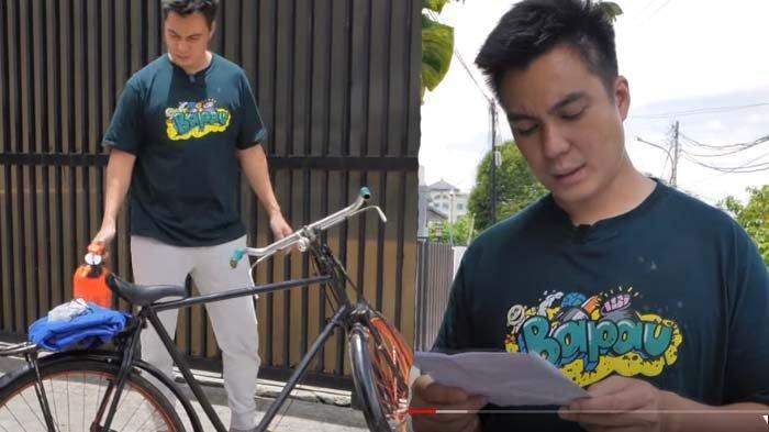 Dapat Hadiah Misterius dari Pria Madura, Baim Wong Ketakutan Singgung Pertanda Buruk: Hati-hati Nih!