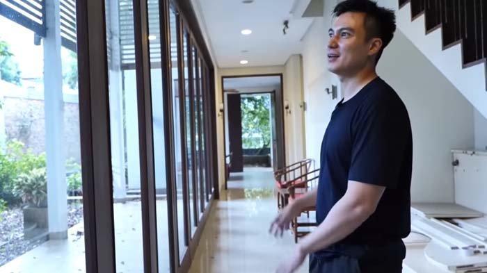 Lihat Rumah Baru untuk Paula dan Kiano, Baim Wong Kaget Ada Tangga Rahasia: Nembusnya Di Sini?