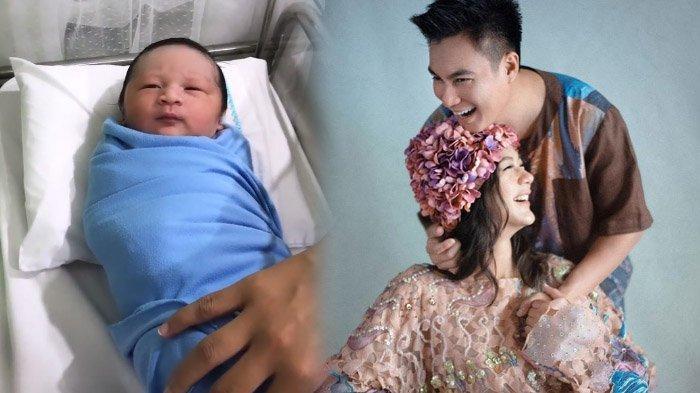 Anak pertamanya baru lahir, Baim Wong sudah minta nambah anak ke Paula Verhoeven