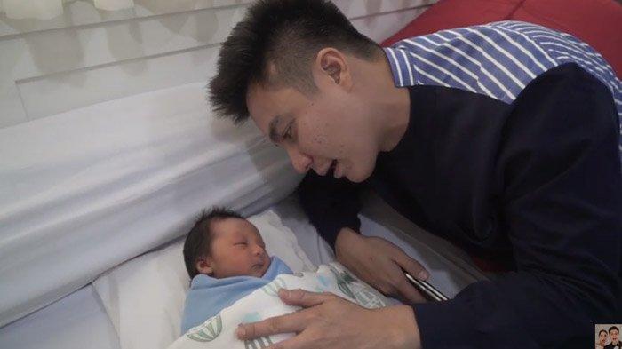 Baim Wong umumkan nama asli Kiano Tiger Wong