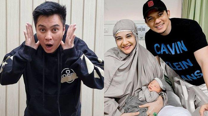 Baim Wong Menunggu 1 Jam demi Jenguk Anak Irwansyah dan Zaskia Sungkar: Ampun!