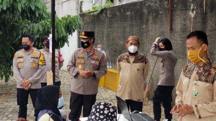 Kejar Herd Immunity, Baintelkam Polri Gelar Vaksinasi Massal di Bogor