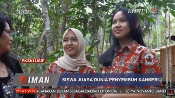 Siswa di Kalimantan jadi Juara Dunia Penyembuh Kanker Berkat Tanaman Langka Bajakah (Kompas TV)